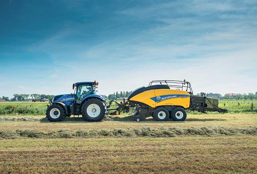 NEW HOLLAND WINT DRIE ZILVEREN MEDAILLES OP DE AGRITECHNICA INNOVATION AWARD 2019